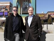 Lou and Bob Loeb wanted to acquire Overton Square for more than 15 years and have revived it into a bustling entertainment district again.
