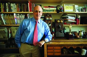 Howard Anderson, Bill Porter (1967) distinguished senior lecturer of entrepreneurship at MIT Sloan School of Management