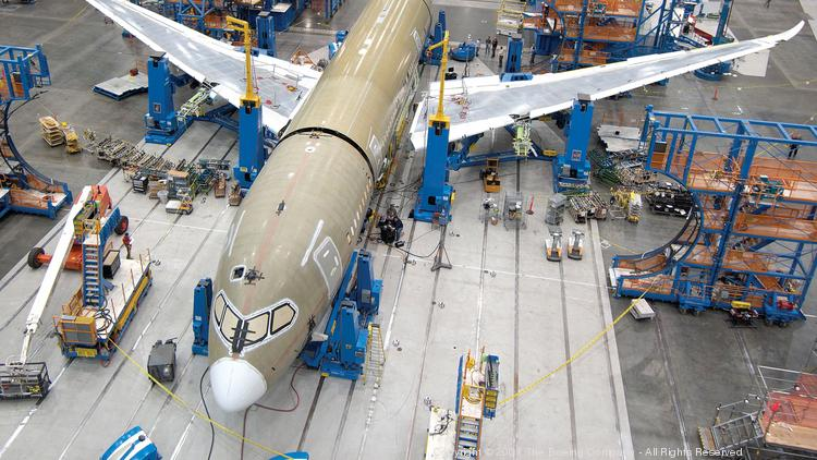 787 in 787 Factory