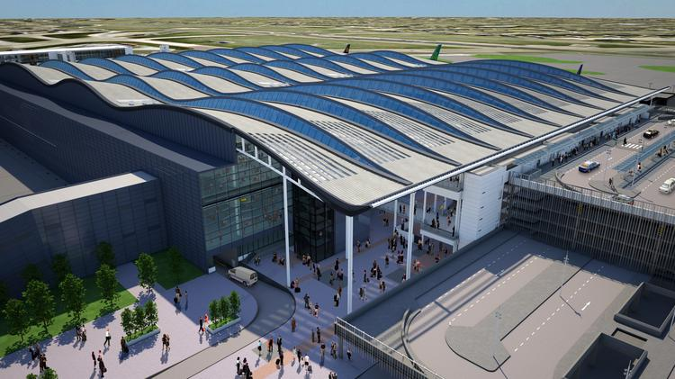 United Airlines will move into the new Terminal 2 at London's Heathrow Airport on June 4.