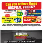 Union ballot measures take aim at hospital costs — but what is real goal?