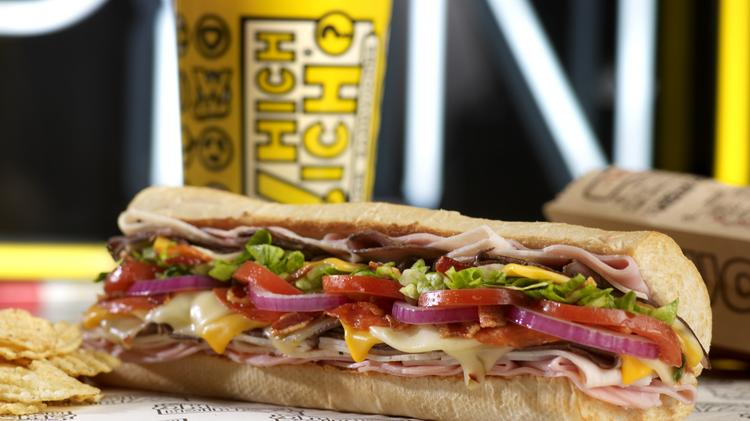 which wich selects uptown charlotte location charlotte business