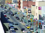 Despite its challenges, Downtown Albuquerque is the urban core of the city.