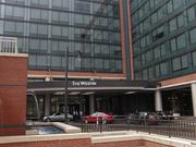 The Westin Birmingham located next to the restaurants at Uptown.