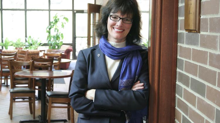 Rev. Wendy Deichmann, president of United Theological Seminary, was among the recipients of the YWCA Dayton's Women of Influence awards.
