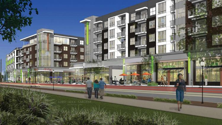 Fuqua Development LLC is about to break ground on a mixed-use project at Piedmont Avenue and Cheshire Bridge Road.