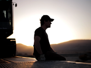 VSA Partners' new ad campaign for Mack includes some very artful imagery of truckers.