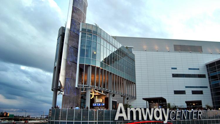 Thousands of guests will fill the Amway Center to watch the Gators play.