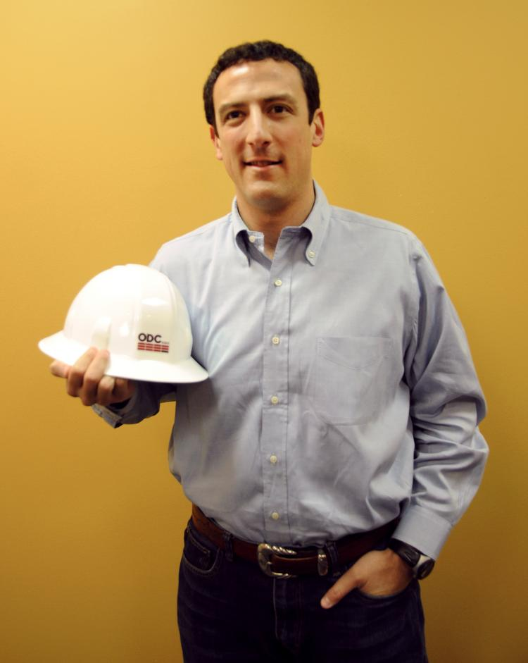 Isaac Lidsky of ODC Construction, which was ranked No. 36 on Inc.magazine's 2013 Hire Power list.