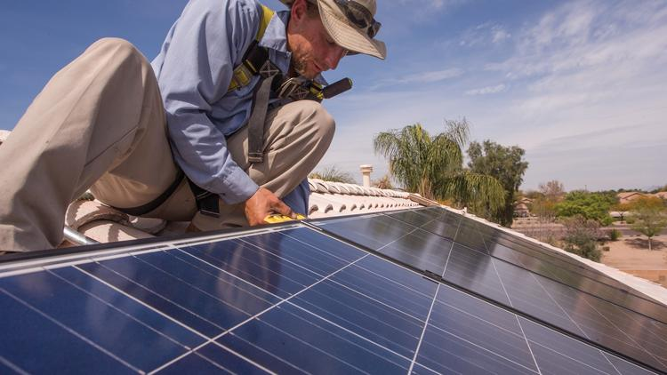An in-state solar panel installation tax incentive set to expire at the end of 2015 has developers rushing to break ground on projects ranging from 5 to 30 megawatts.
