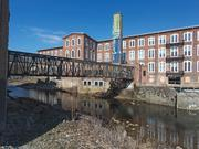 Mill No. 1 rose from ruins of an old cotton mill on the Jones Falls. Developer David Tufaro has his sights on another nearby mill conversion.