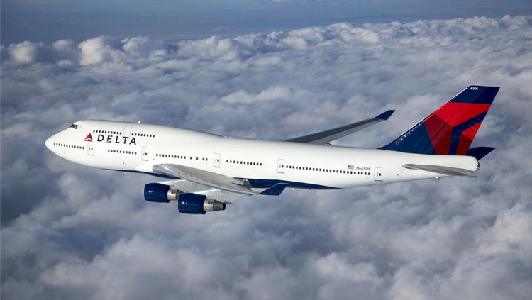 Delta diverted an Israel-bound 747 Tuesday morning after reports of a rocket or related debris near Tel Aviv's Ben Gurion International Airport.