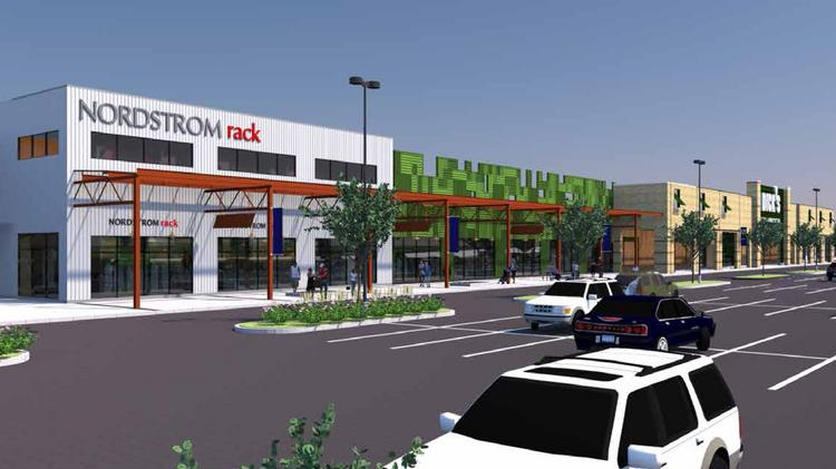 The Mayfair Collection will include Wisconsin's first Nordstrom Rack.