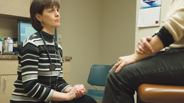 Dr. Bridget McCandless is CEO of the Health Care Foundation of Greater Kansas City.