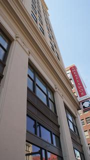 The Ambassador Hotel in downtown Wichita marked its first full year of operations in 2013.
