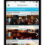 Wait for a table no longer with upcoming phone app