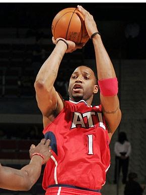 NBA veteran Tracy McGrady is pursuing a pitching career with the Sugar Land Skeeters minor league baseball team.