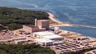 The Pilgrim nuclear power plant employs 650 people in Plymouth.
