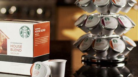 Starbucks has amended a five-year deal with Keurig.