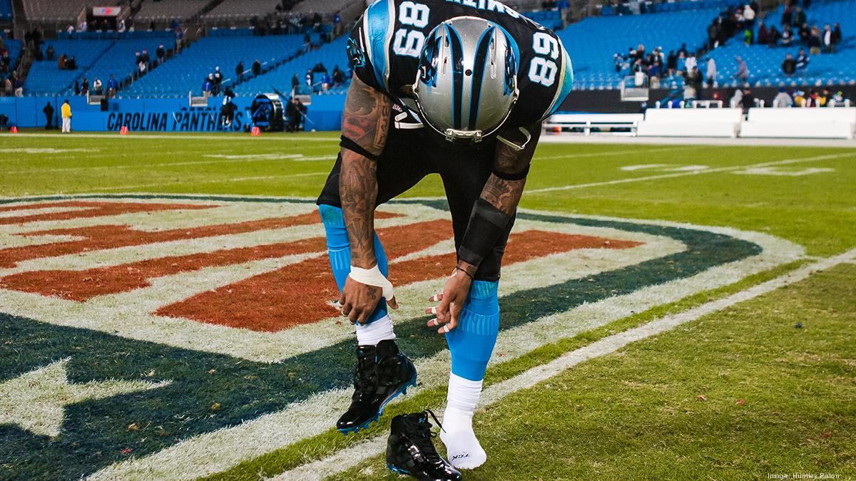 b2d54781 Steve Smith released by the Carolina Panthers - Charlotte Business ...