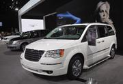 No. 9 Chrysler Town and Country Sold: 2,735