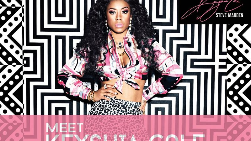 1f51c7ffbae Keyshia Cole to launch second Steve Madden shoe line - Bizwomen