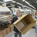 Staples cuts major costs at fulfillment center