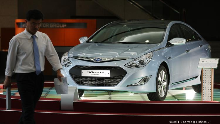Hyundai's Montgomery auto assembly plant production was up in July, despite announcing a recall of 883,000 Sonatas.