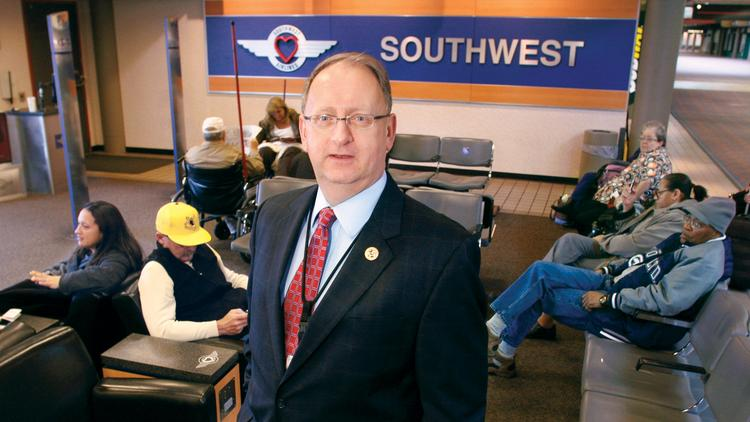 Bradley Penrod, formerly of the Allegheny County Airport Authority.
