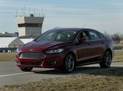 No. 2 Ford Fusion Sold: 4,523