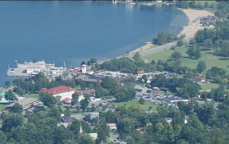 The Lake George board voted against a plan to allow townhouses in the village.
