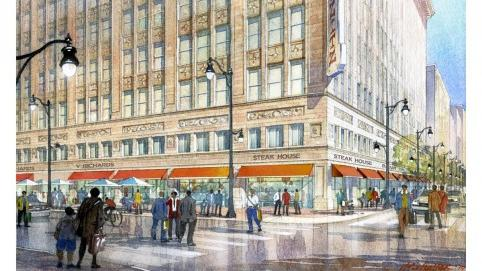 Some say the Pizitz renovation could transform the western portions of downtown Birmingham.