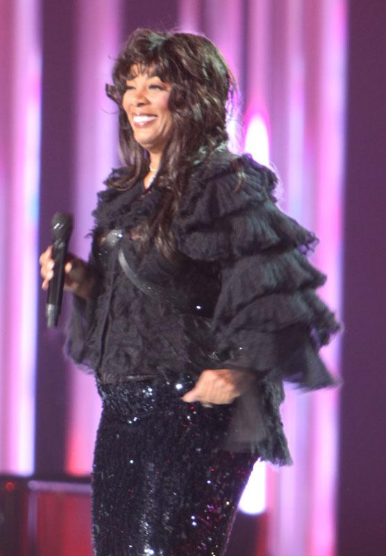 Donna Summer passed away in 2012.