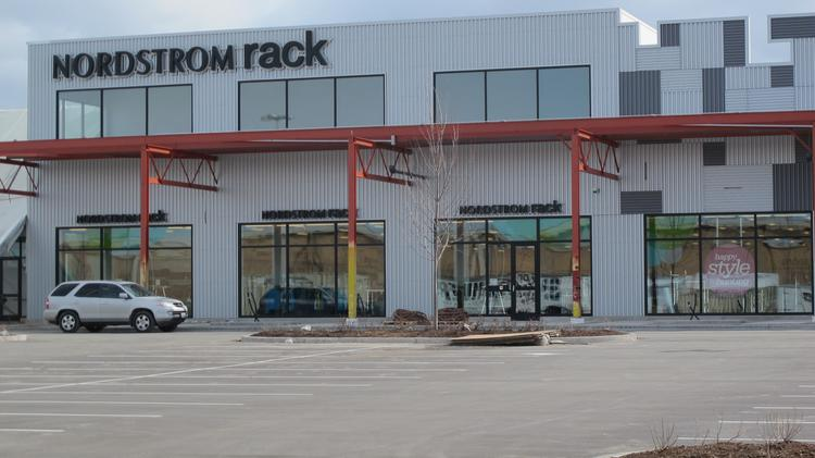 Nordstrom Rack is among the primary tenants at the Mayfair Collection in Wauwatosa. Bartolotta Restaurants and Phoenix Development Partners plan to build three, free-standing restaurants at the south end of the center close to Burleigh Street.