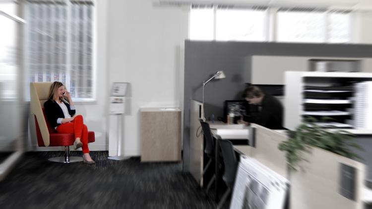 7 Ideas For Reducing Noise In An Open Office The