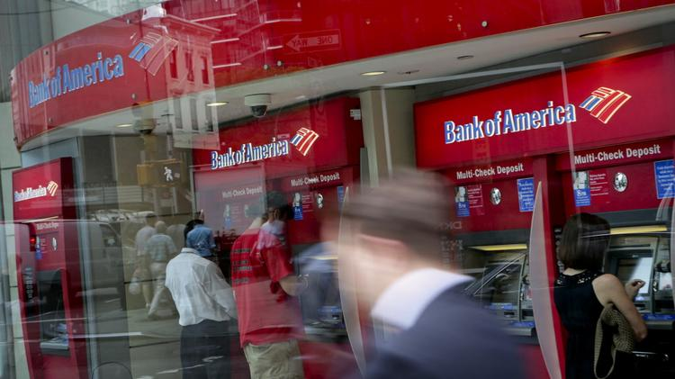 Charlotte-based Bank of America (NYSE:BAC) is reportedly lowering the threshold at which existing customers qualify for discounts on loans and other perks.