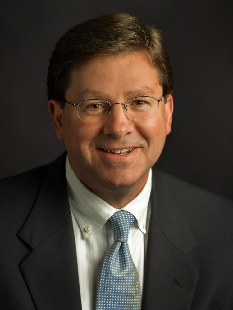 Mac McCullough will begin work as Huntington's CFO in April.