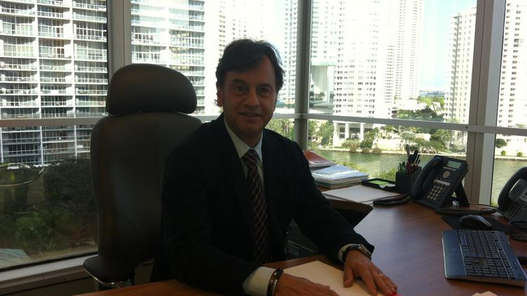 Advanced Capital Securities CEO Daniel Canel