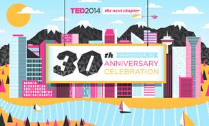 TED celebrates its 30th anniversary this year.
