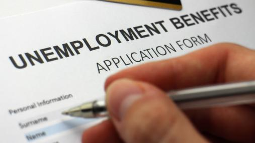 Unemployment rate has dropped two percentage points.