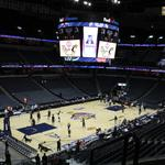 After American Athletic Conference Tournament, Downtown looks towards NCAA