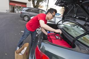 DoorDash rakes in cash