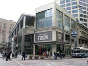 The Nordstrom Rack at Westlake Center in downtown Seattle.
