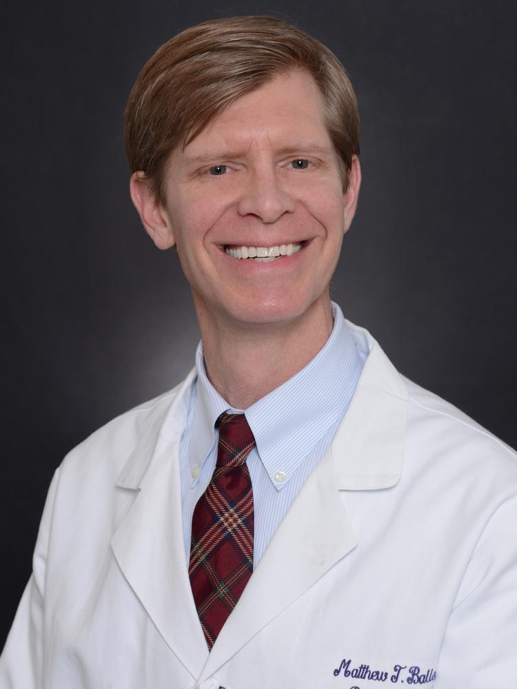 Matthew T. Ballo, MD, recently received dual appointments as founding chairman of the new Department of Radiation Oncology at the University of Tennessee Health Science Center