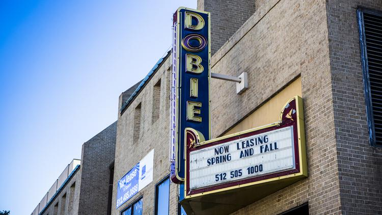 The Dobie Theater in Austin.