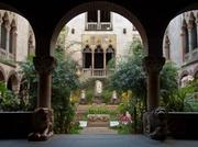 The Isabella Stewart Gardner Museum is included in the Google Cultural Institute.