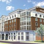 Catellus Group purchases Dilworth site for proposed hotel