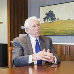 What two PNC Bank executives realized after moving away