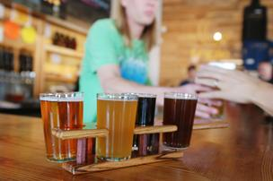 America's craft brewing industry posted an 18 percent increase in volume of beer sold and a 20 percent increase in retail dollar value growth for its beverages in 2013.