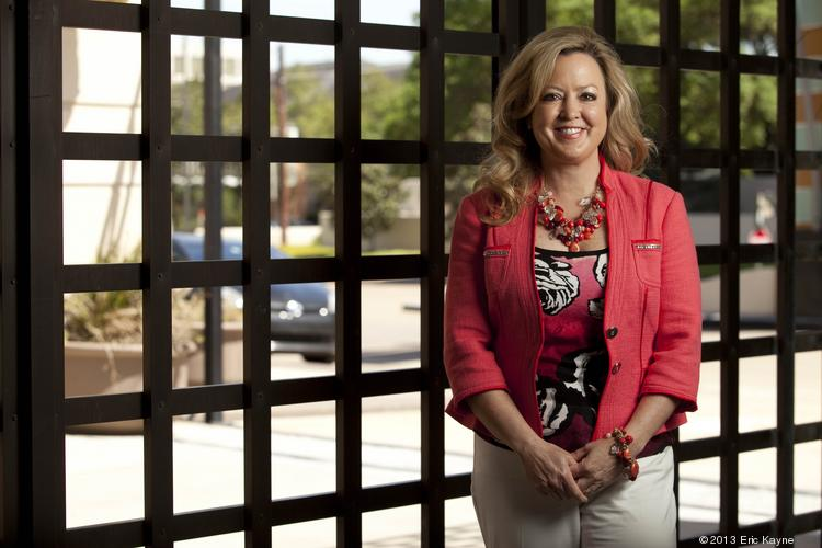 Gayle Brand, President, Chicago Title Houston